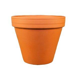 Terracotta Cone planter 1