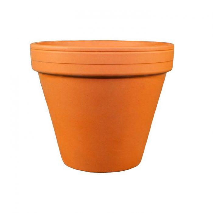 Terracotta Cone planter