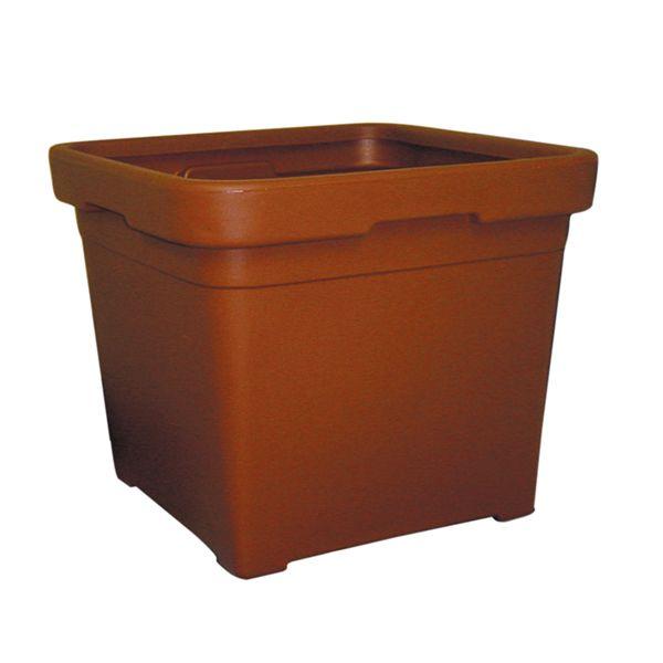 Square advanced tub
