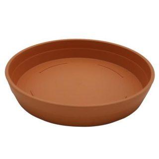 Terra Clay Saucer