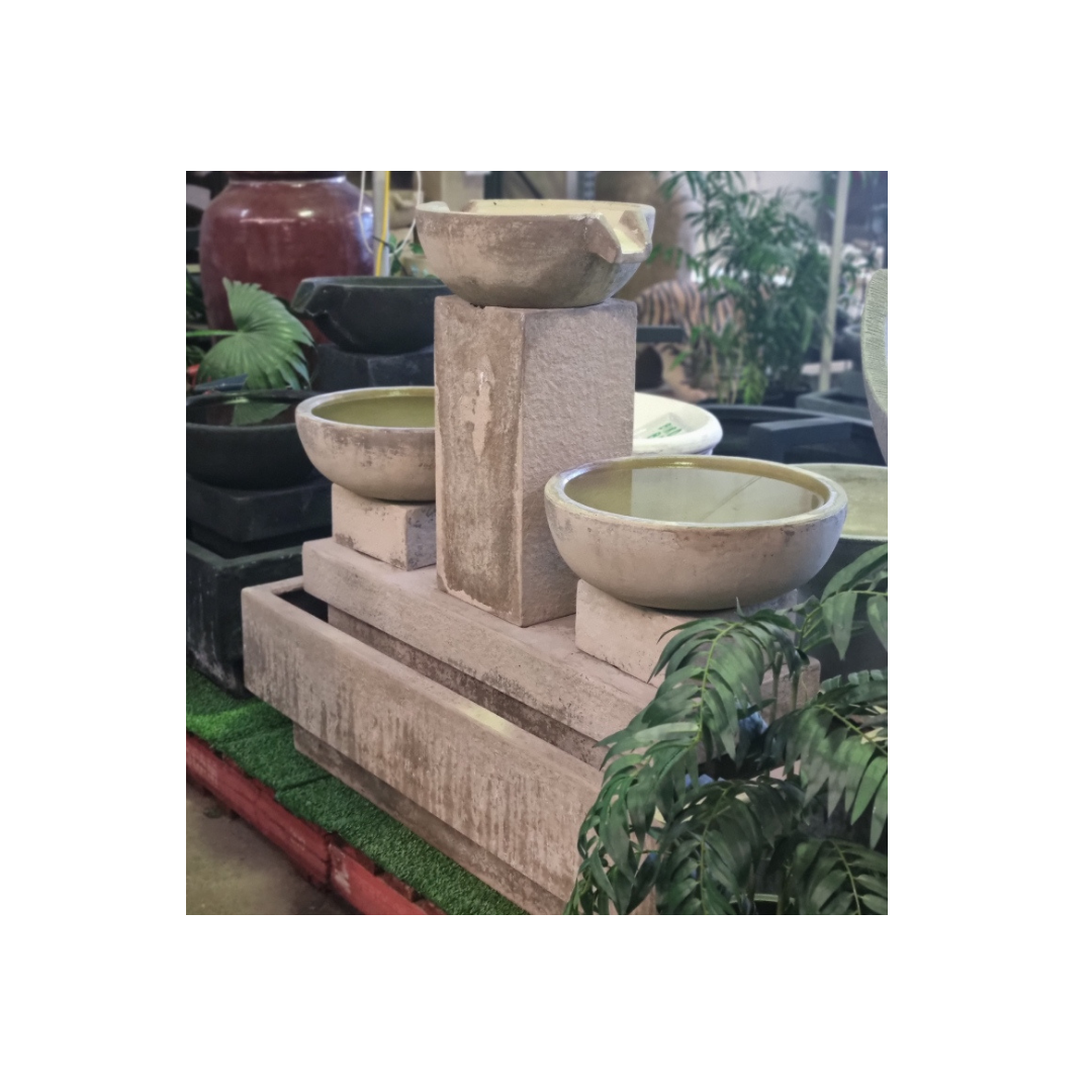 Trinity -tall – waterfeature