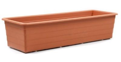 Window box terracotta