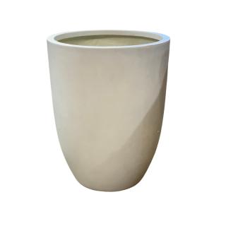chamber pot – white