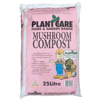 Mushroom compost 1
