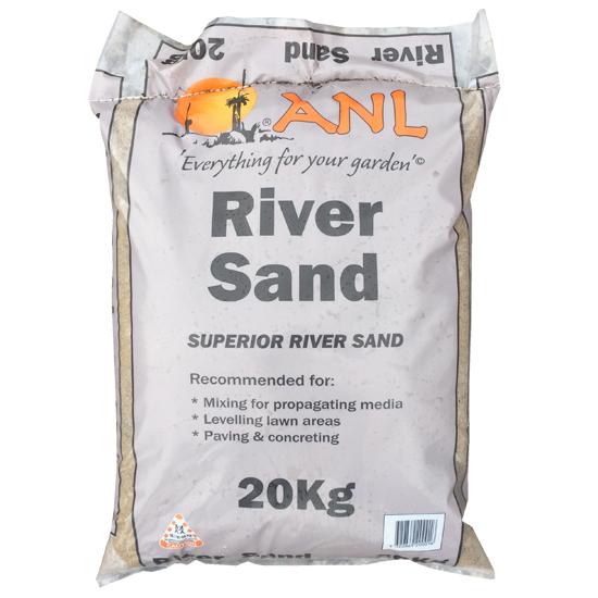 River sand 1
