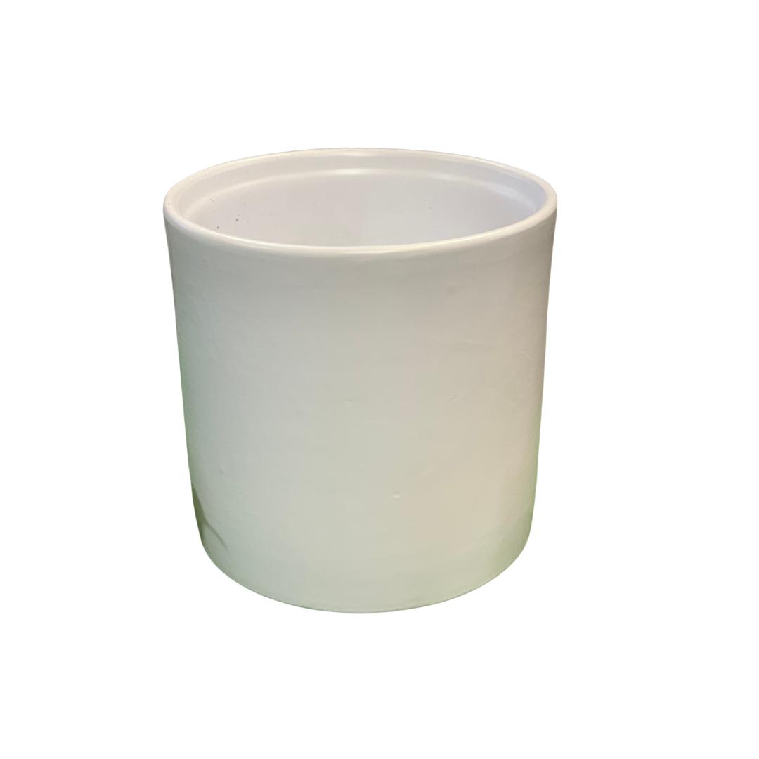 Jessa cylinder – white