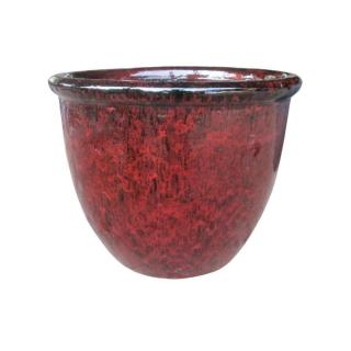 Juicy pot red