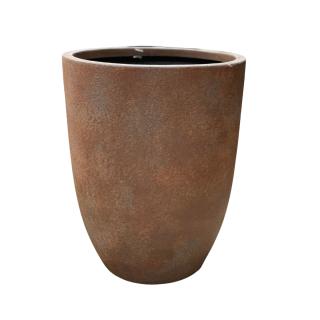 chamber pot – rust